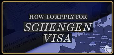 ویزای شنگن چگونه ویزا بگیریم