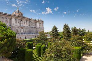 کاخ سلطنتی مادرید اسپانیا|تور اسپانیا|تور اروپا آوازه سیر