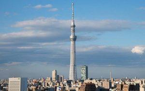 برج اسکای تری توکیو